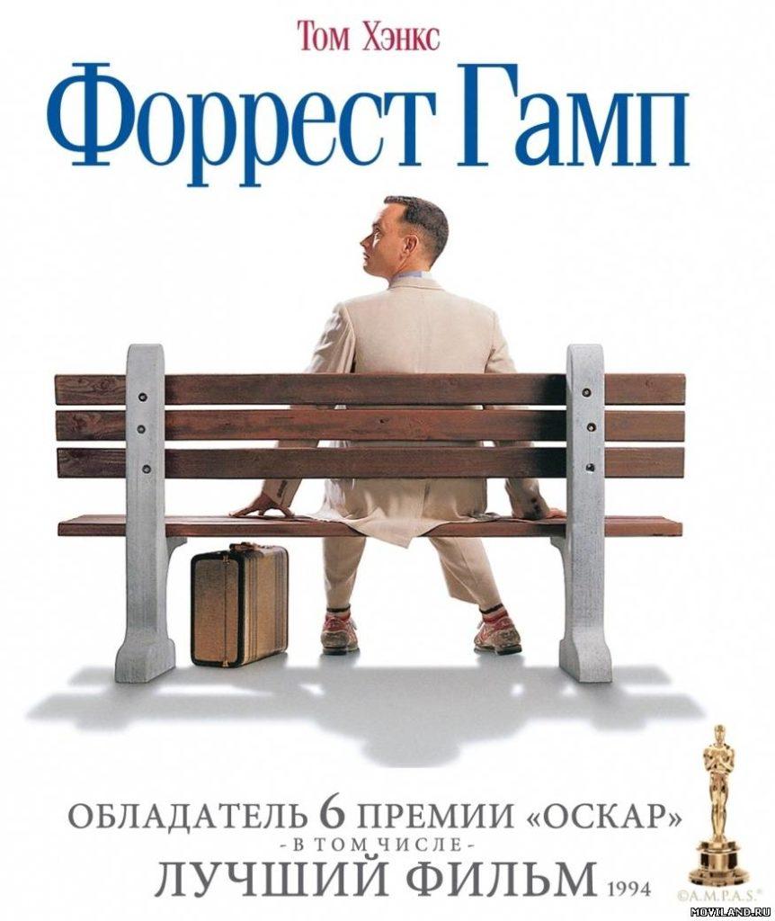 Сюжет Форрест Гамп (1994)